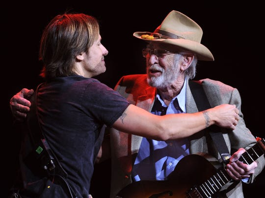 Keith Urban, Nashville Symphony to honor Don Williams